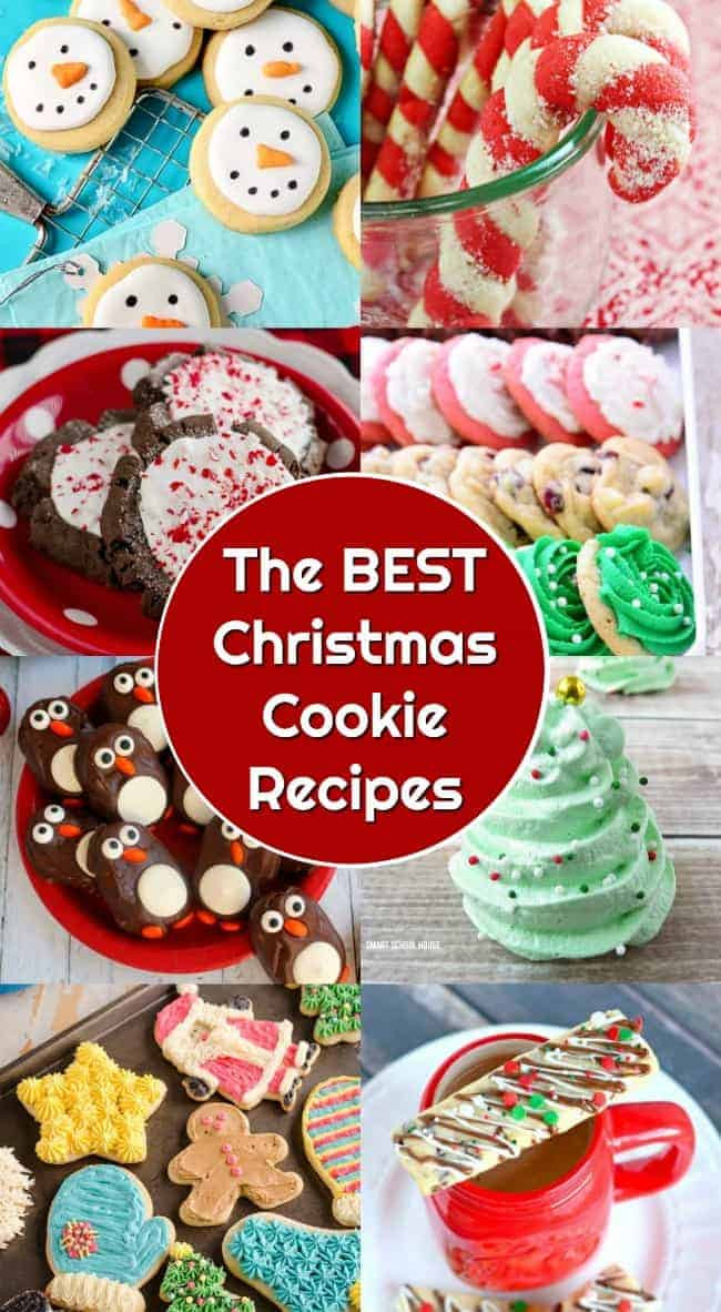 The Best Christmas Cookies  Christmas Cookie Recipes The Best Ideas for Your Cookie