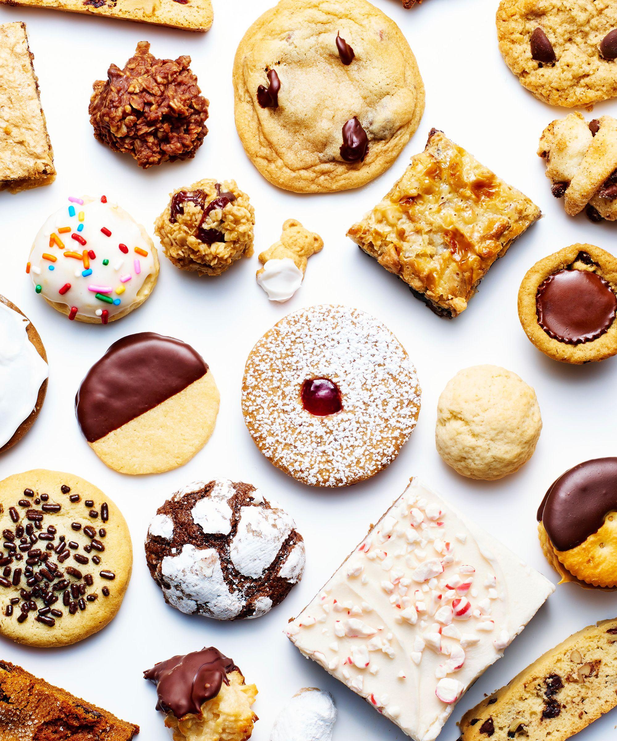 The Best Christmas Cookies  Best Christmas Cookies Dessert Recipes