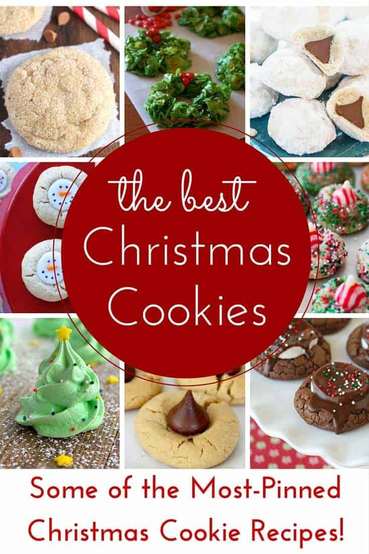 The Best Christmas Cookies  The Best Christmas Cookies on Pinterest Princess Pinky Girl