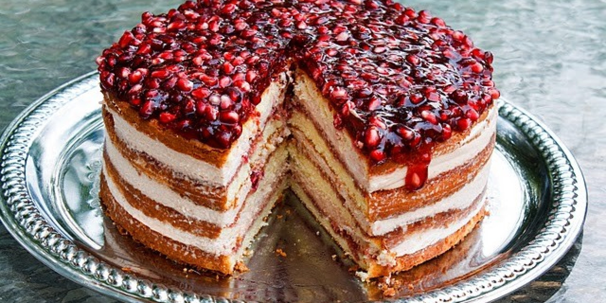 The Best Christmas Desserts  The Most Stunning Christmas Dessert Recipes Ever PHOTOS