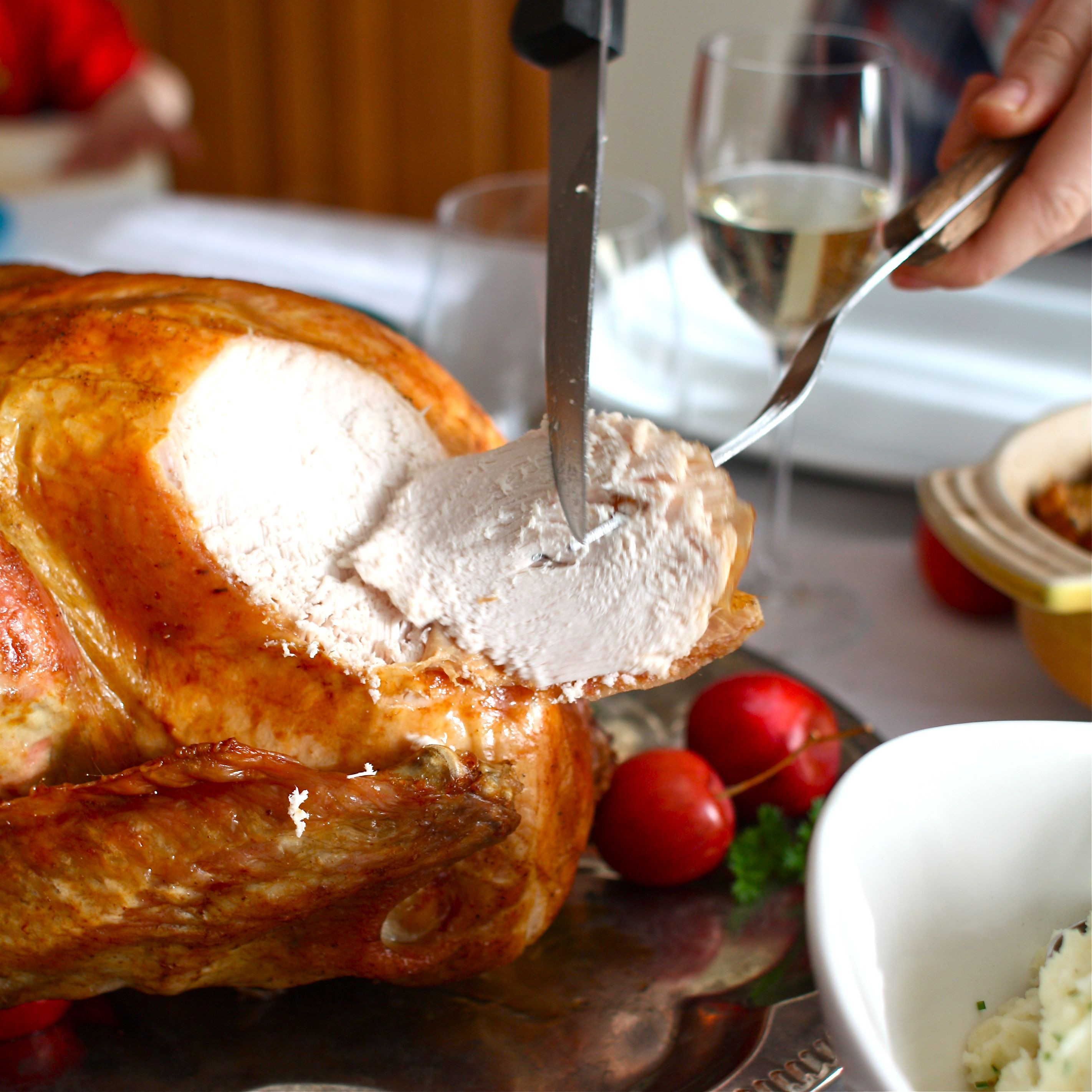 The Best Thanksgiving Turkey  The Best Way to Roast a Turkey the simple way
