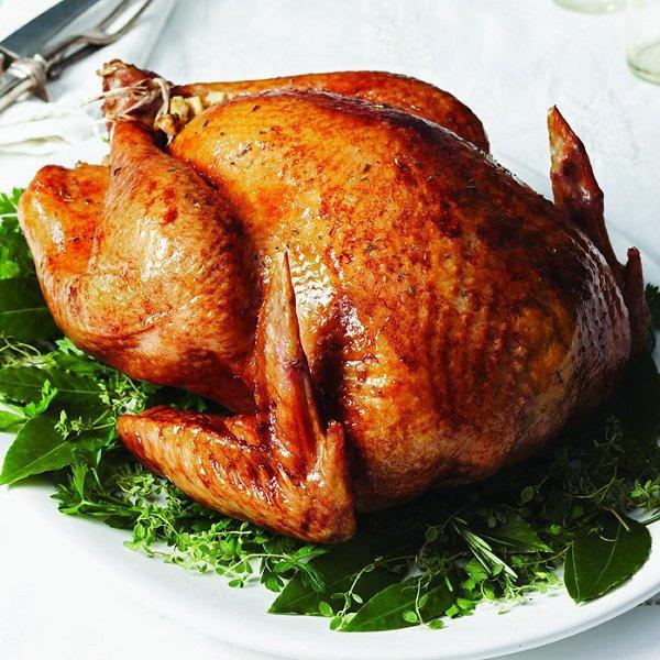 The Best Thanksgiving Turkey  The best turkey ever recipe Chatelaine