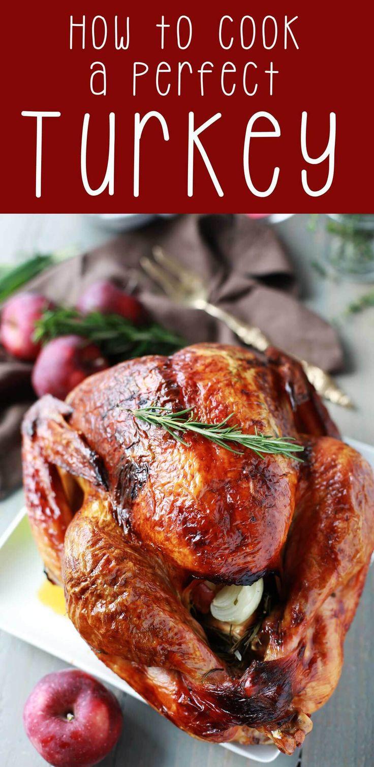 The Best Thanksgiving Turkey  Best 25 Oven roasted turkey ideas on Pinterest
