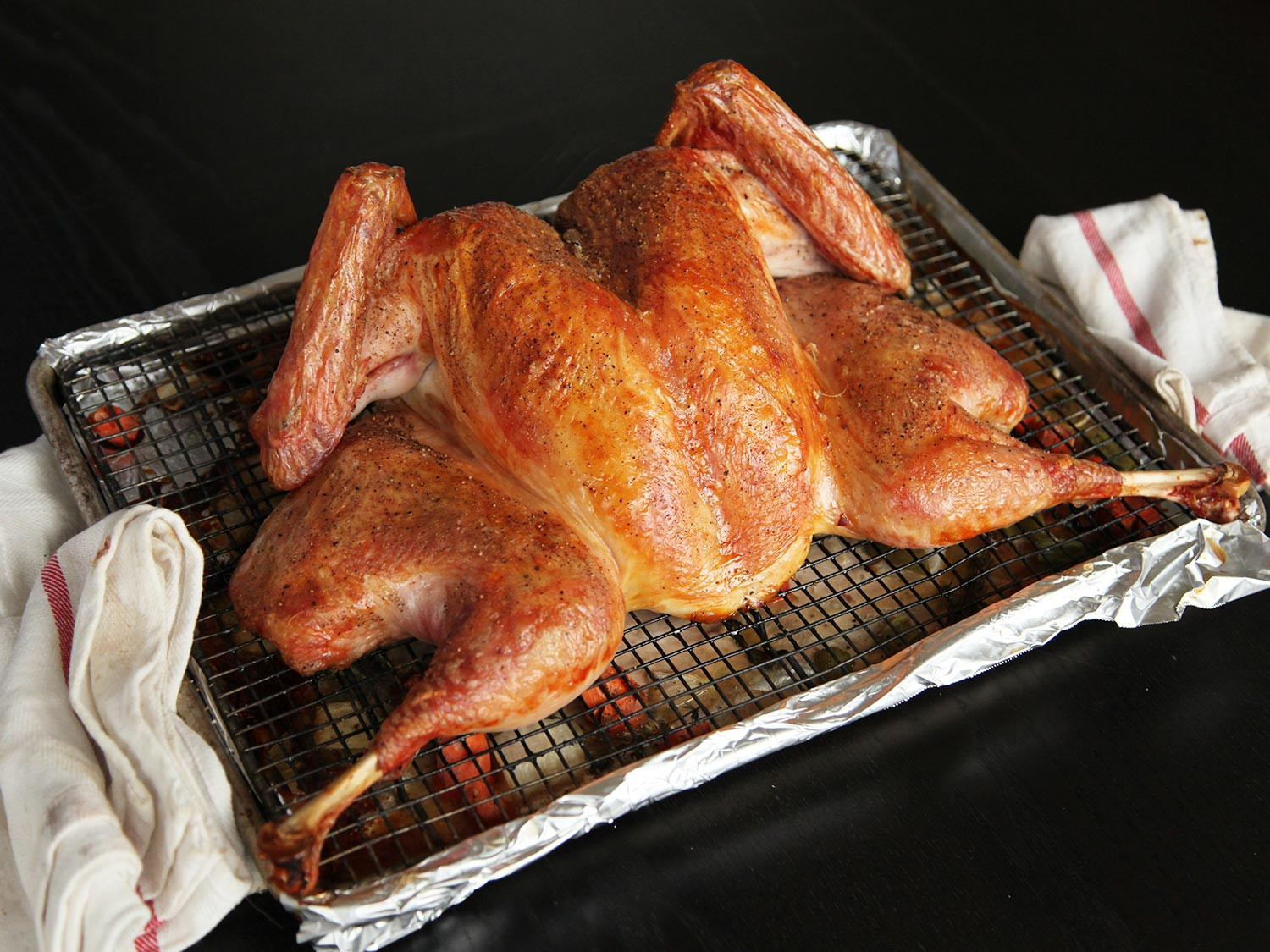 The Best Thanksgiving Turkey  It s 2014 and Spatchcocking Is Still the Fastest Easiest