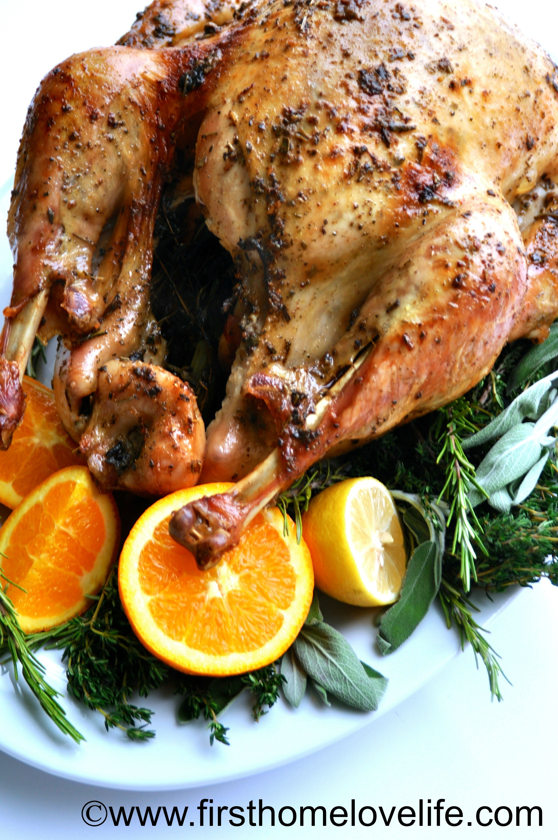 The Best Thanksgiving Turkey  The Perfect Thanksgiving Turkey First Home Love Life