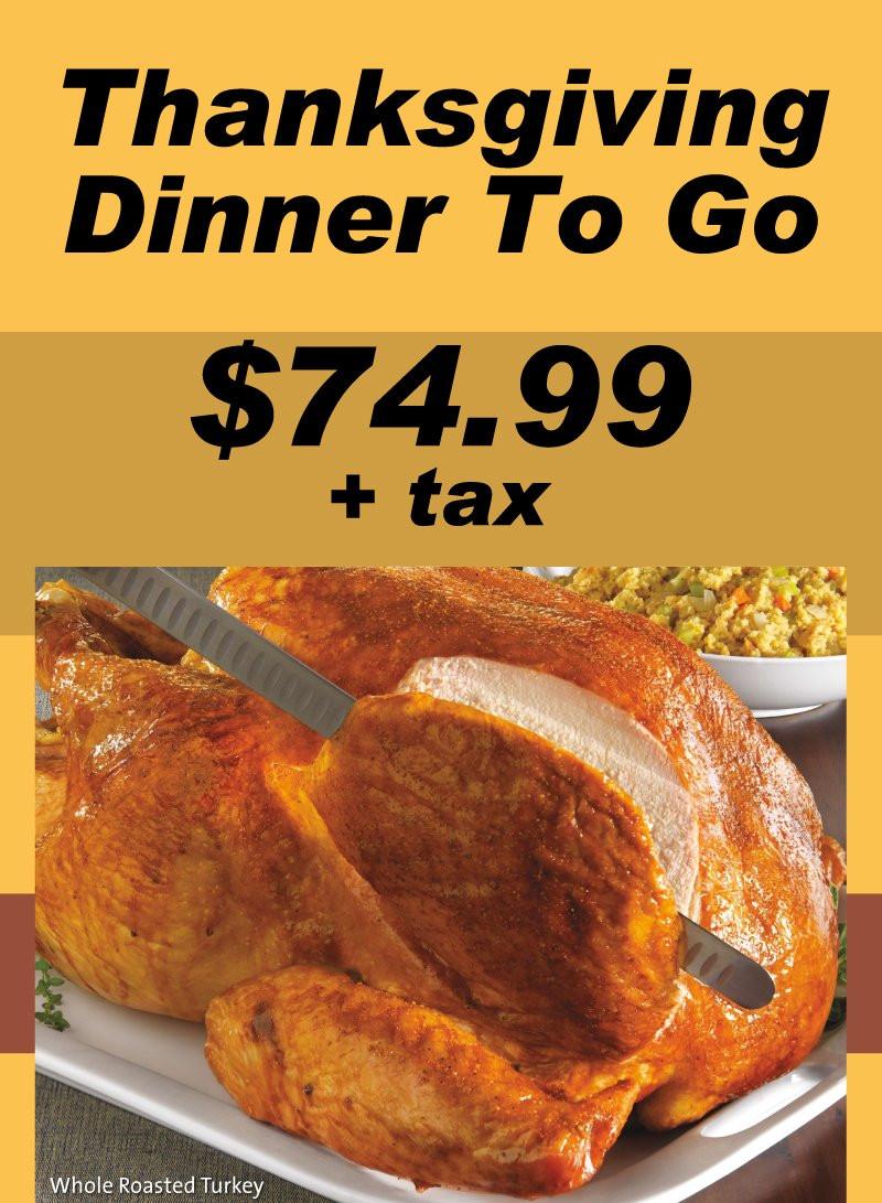 To Go Thanksgiving Dinners  Thanksgiving Dinner To Go Golden Corral Lumberton