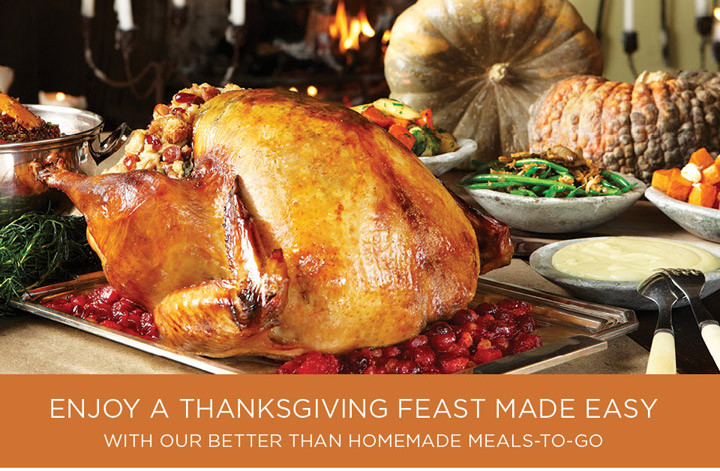 To Go Thanksgiving Dinners  This Thanksgiving Have Someone Else Do the Cooking Dine