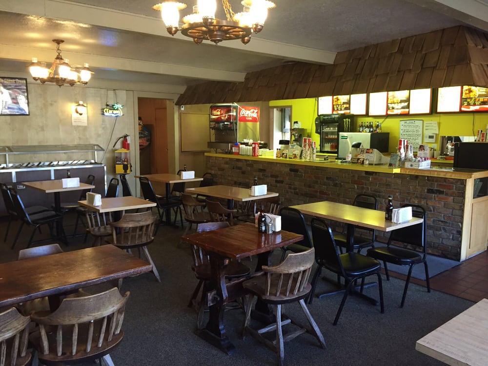 Toms Gyros Idaho Falls  Dining room Yelp