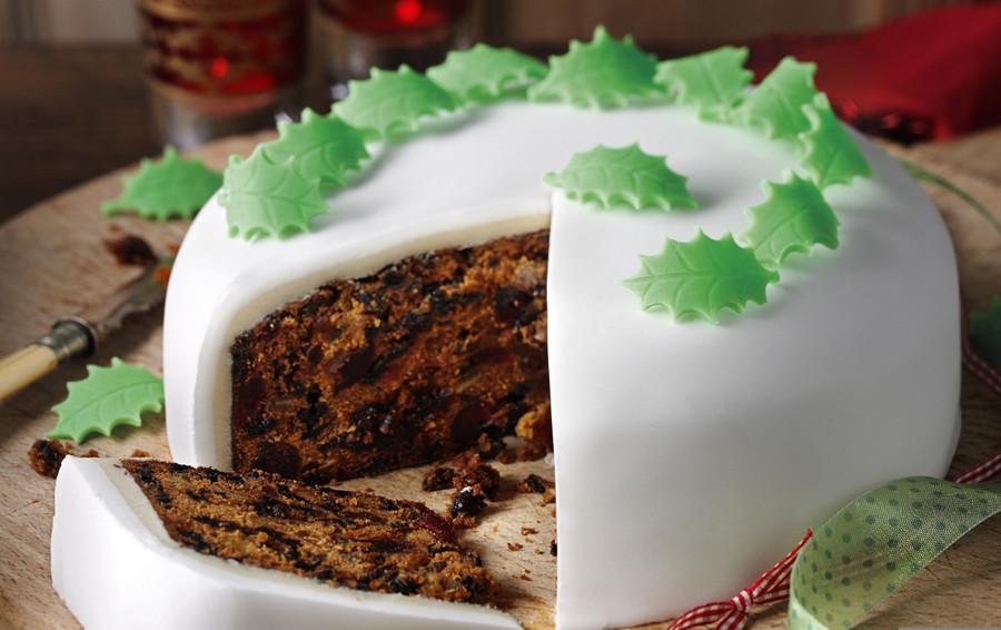 Top 10 Christmas Cake Recipes  Top ten Christmas cake recipes 5