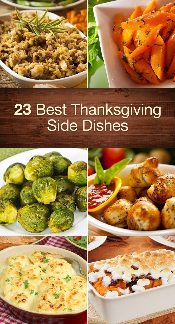 Top Thanksgiving Side Dishes  1000 images about Side Dishes on Pinterest