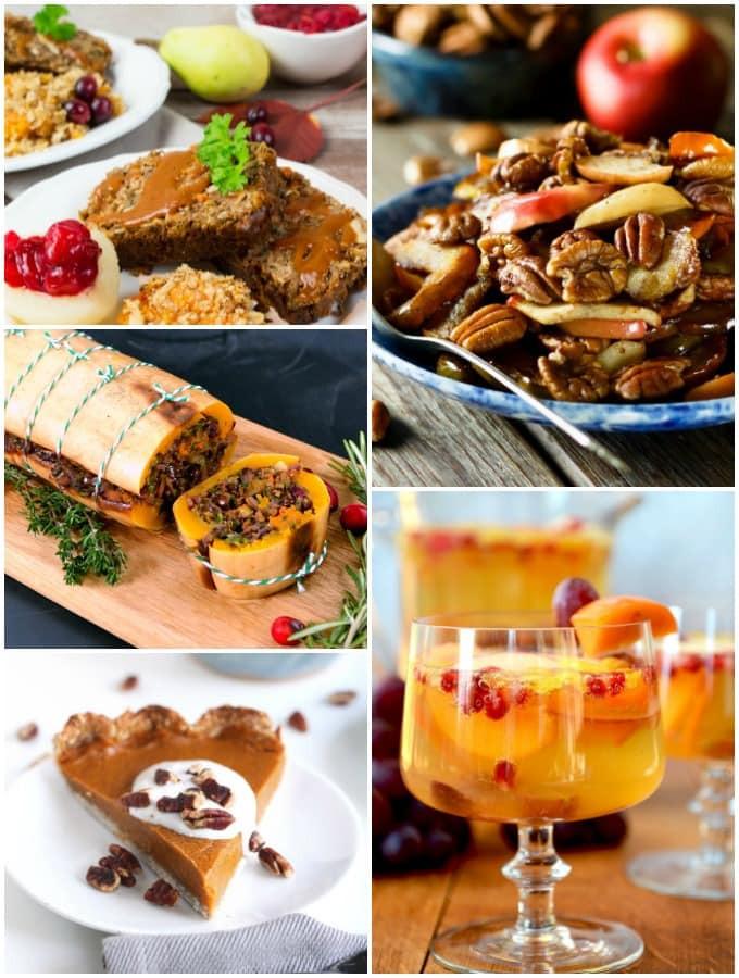 Top Vegetarian Thanksgiving Recipes  28 Vegan Thanksgiving Recipes Vegan Heaven