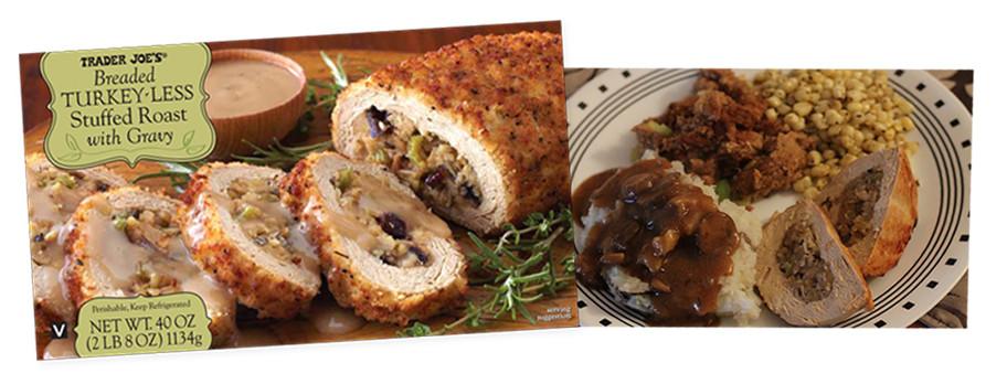 Trader Joe'S Thanksgiving Turkey  6 Succulent Vegan Roasts to Try This Thanksgiving