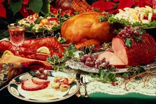 Traditional American Christmas Dinner  Christmas Traditions the traditional American Christmas