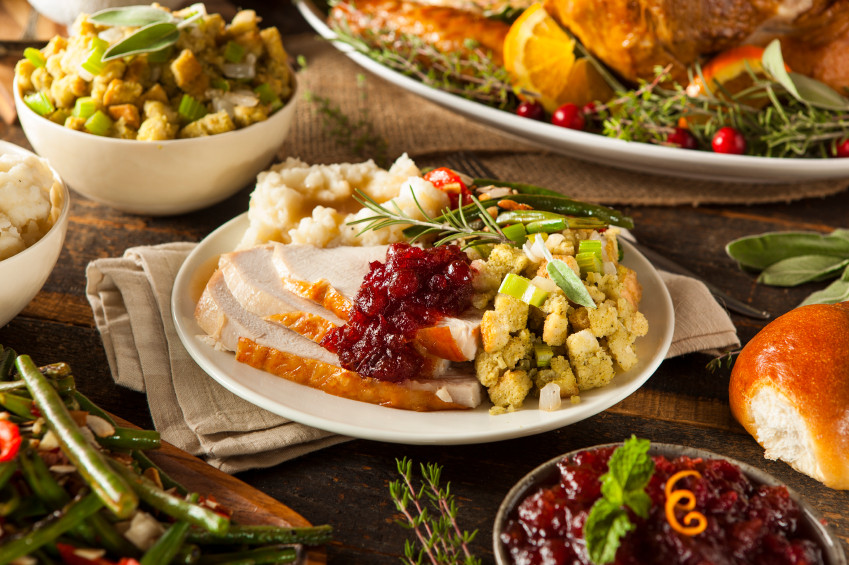Traditional American Thanksgiving Dinner  30 Best Restaurants to Get a Traditional Thanksgiving