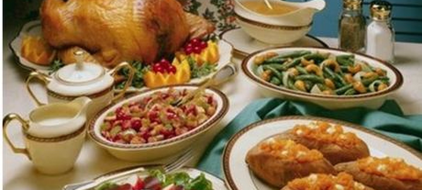 Traditional American Thanksgiving Dinner  Thanksgiving Notes for Brits Anglophenia