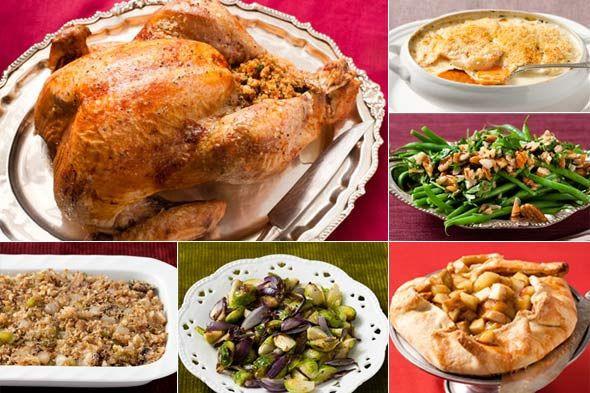 Traditional American Thanksgiving Dinner  40 best Easy fancy finger food images on Pinterest