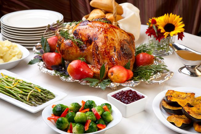 Traditional American Thanksgiving Dinner  10 reasons you don t need Martha Stewart s Thanksgiving