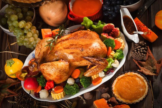 Traditional American Thanksgiving Dinner  Thanksgiving Dinner Menu