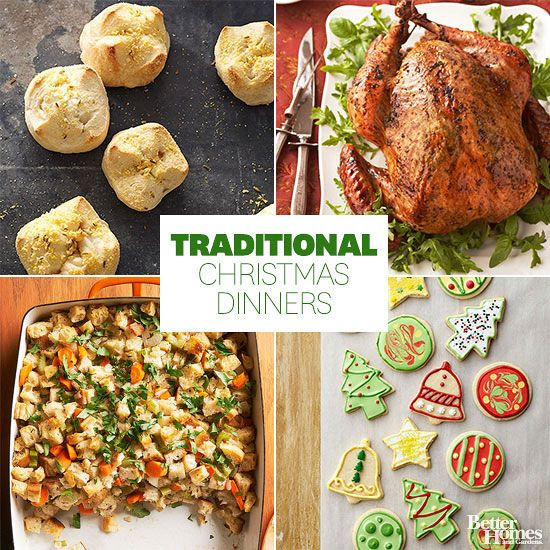 Traditional Christmas Dinner Menu  17 Best ideas about Christmas Dinner Menu on Pinterest