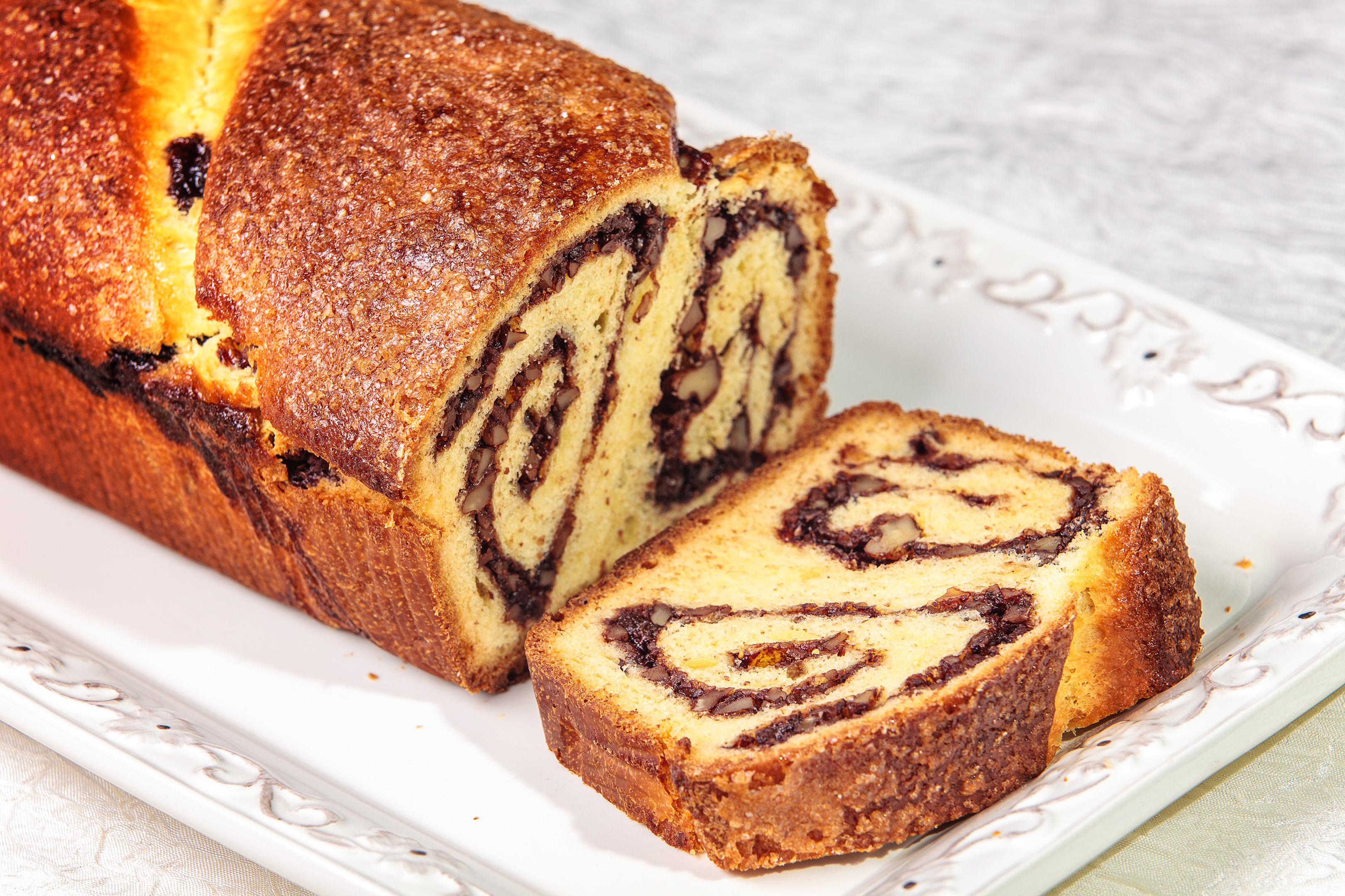 "Traditional Christmas Sweet Bread  Romanian producers of traditional sweet bread ""cozonac"