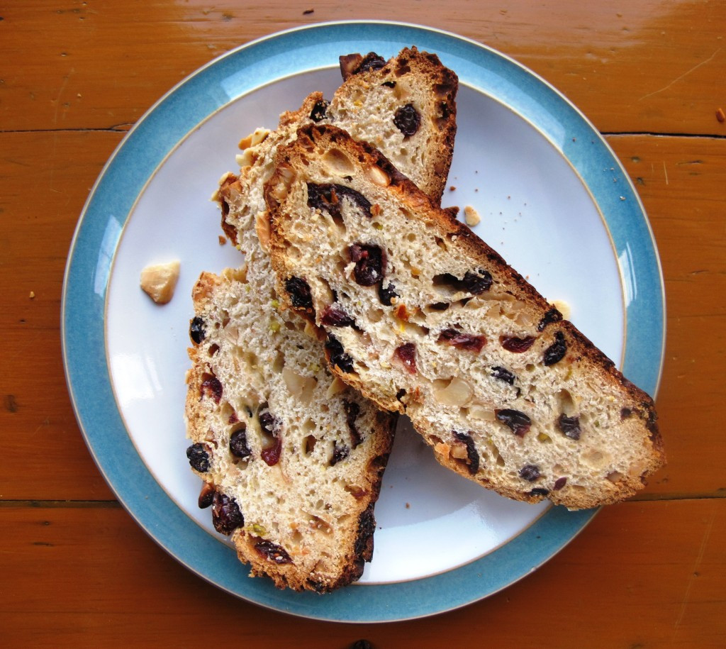Traditional Christmas Sweet Bread  Sourdough Stollen Recipe German Christmas Stollen The