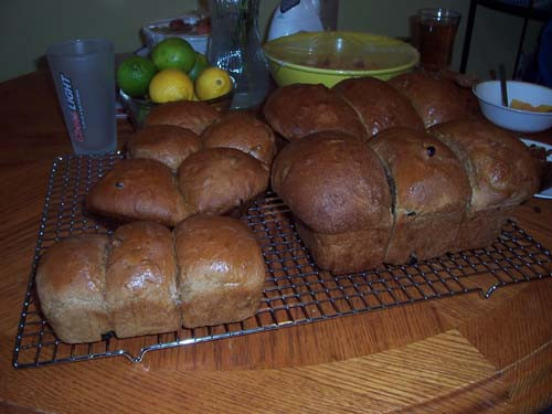 Traditional Christmas Sweet Bread  Old Fashioned Christmas Sweet Bread Newfoundland Recipe