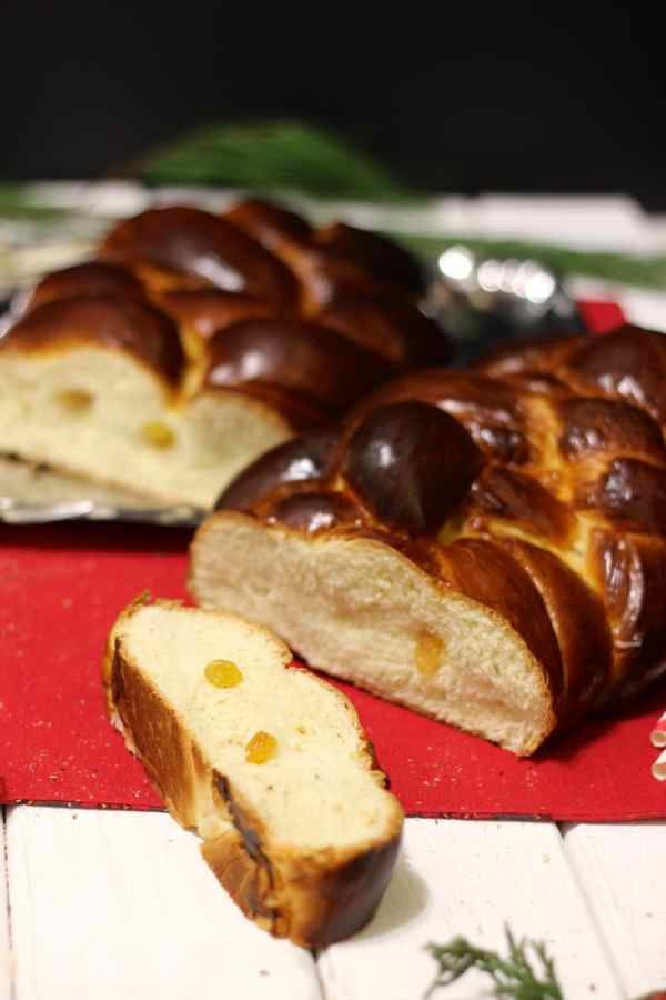 Traditional Christmas Sweet Bread  621 best images about Czech Recipes on Pinterest