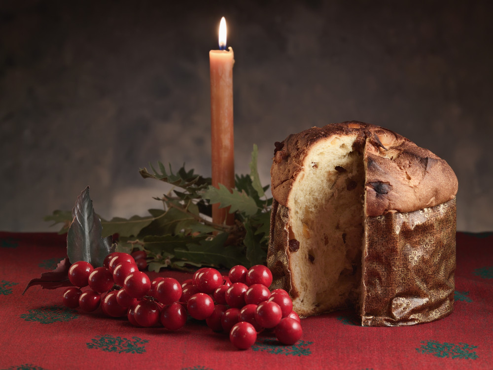 Traditional Christmas Sweet Bread  Italy s 6 Sweet Christmas Breads Panettone and Beyond