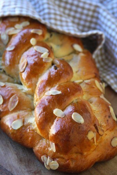 Traditional Christmas Sweet Bread  Vanocka – Traditional Czech Sweet Bread