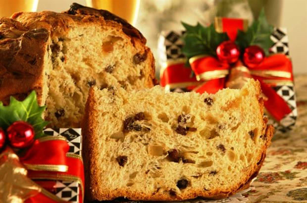 Traditional Christmas Sweet Bread  Christmas Traditions in Brazil