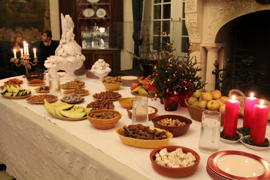 Traditional French Christmas Desserts  French food
