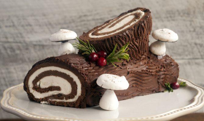 Traditional French Christmas Desserts  France Amérique – The Best of French Culture & Art de Vivre