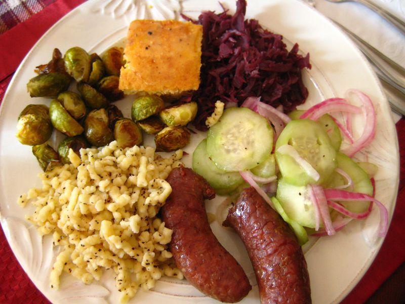 Traditional German Christmas Dinner  German Inspired Christmas Dinner