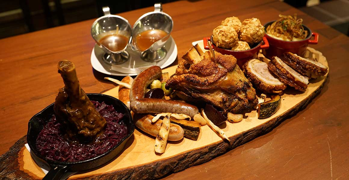 Traditional German Christmas Dinner  What To Expect on Brotzeit's Christmas Menu This Year