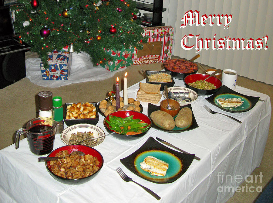Traditional German Christmas Dinner  Traditional German Christmas Eve Dinner