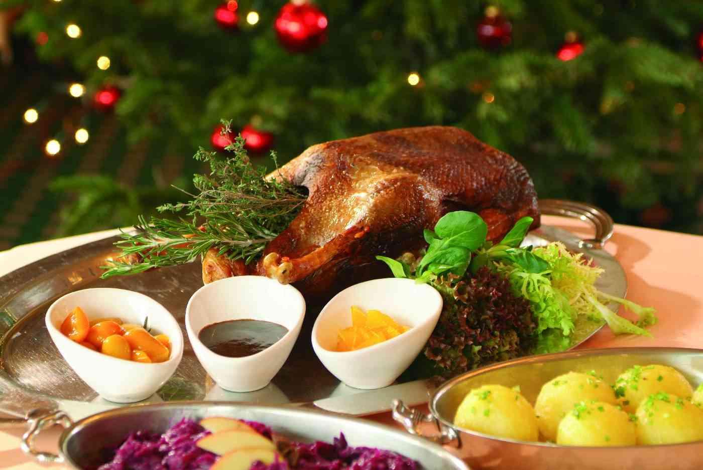Traditional German Christmas Dinner  A Very German Christmas
