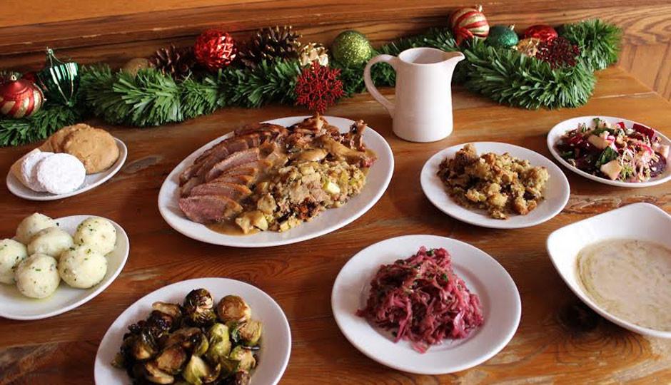 Traditional German Christmas Dinner  Celebrate an Early Christmas Dinner German Style At