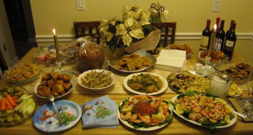 Traditional Italian Christmas Dinner  Italian Christmas