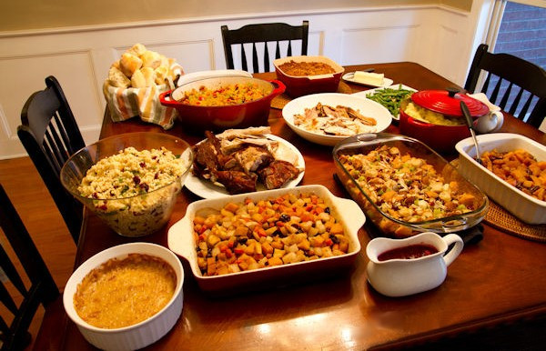 Traditional Southern Thanksgiving Dinner Menu  Thanksgiving or Black Friday Eve – Smoke Signal