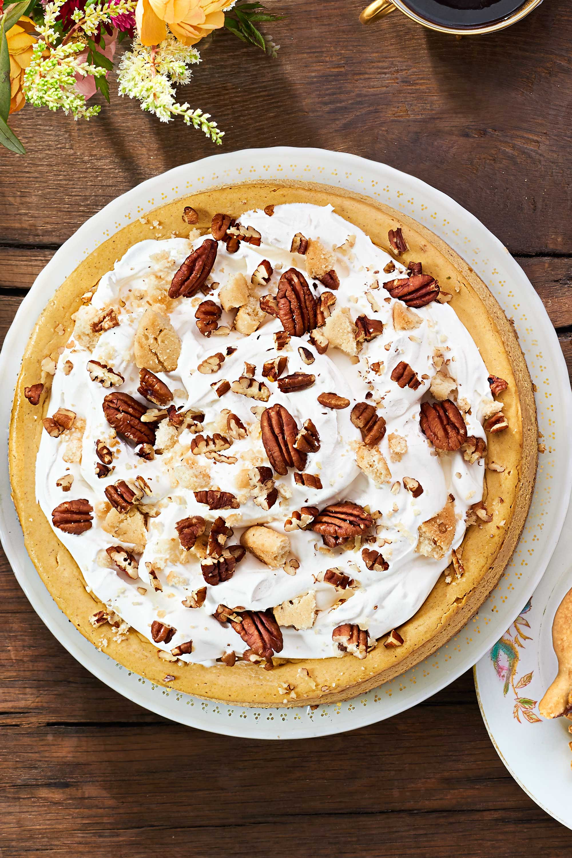 Traditional Thanksgiving Desserts  27 Easy Pumpkin Cheesecake Recipes How To Make Pumpkin