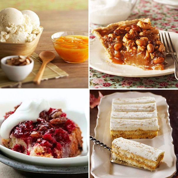 Traditional Thanksgiving Desserts  9 Non Traditional Thanksgiving Desserts