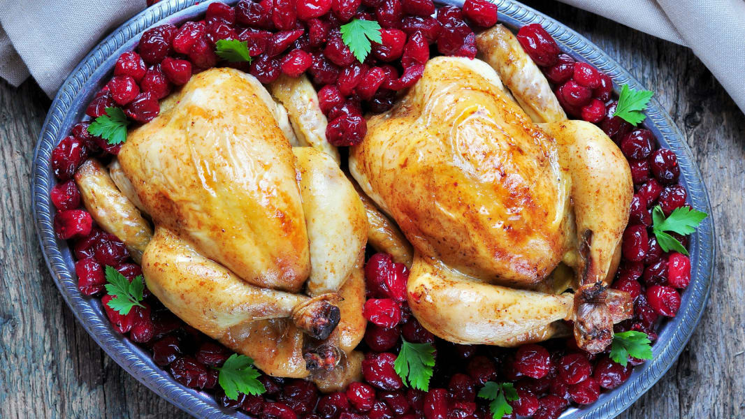 Turkey Alternatives Thanksgiving  Alternative Thanksgiving Dinner Ideas — Because Not