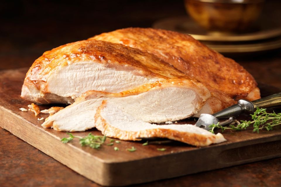 Turkey Breast Recipe For Thanksgiving  Roast Turkey Breast Recipe