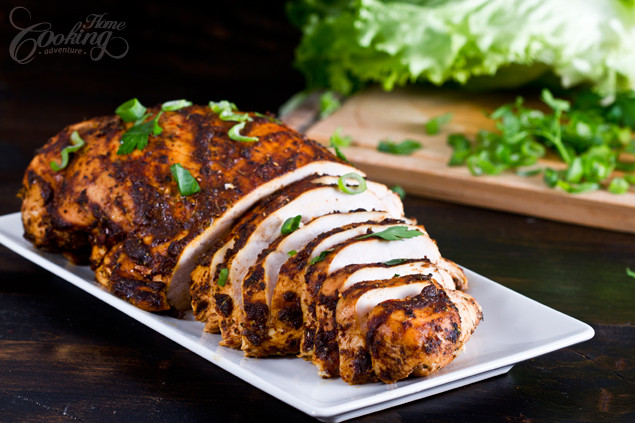 Turkey Breast Recipe For Thanksgiving  Roasted Turkey Breast Home Cooking Adventure