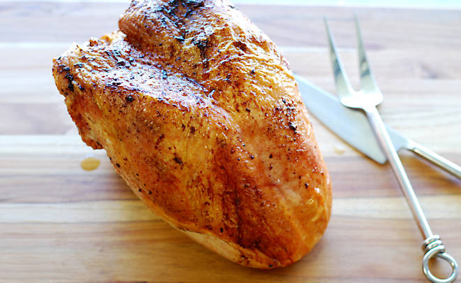 Turkey Breast Recipe For Thanksgiving  Turkey Breast Recipes – Center of the Plate