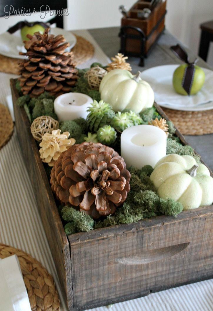 Turkey Centerpieces Thanksgiving  25 best ideas about Thanksgiving centerpieces on