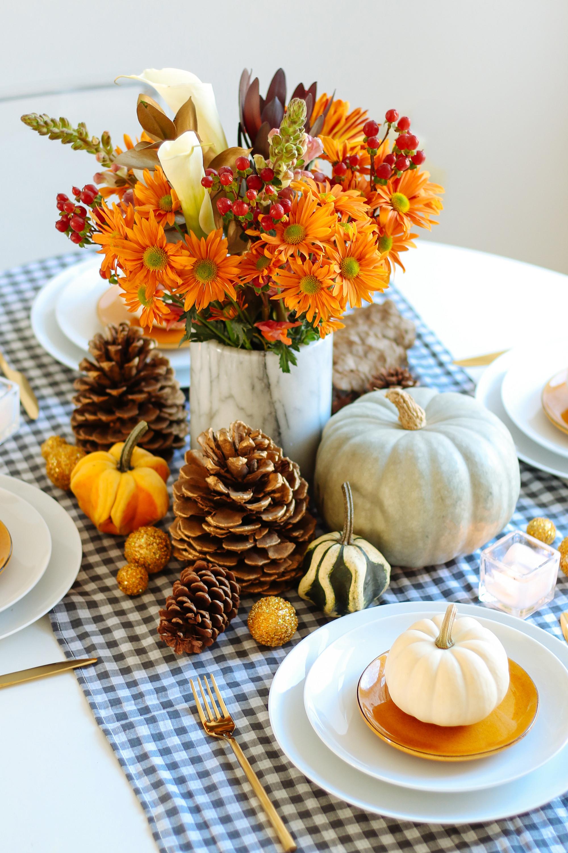Turkey Centerpieces Thanksgiving  18 Thanksgiving Centerpieces – Thanksgiving Table Decor