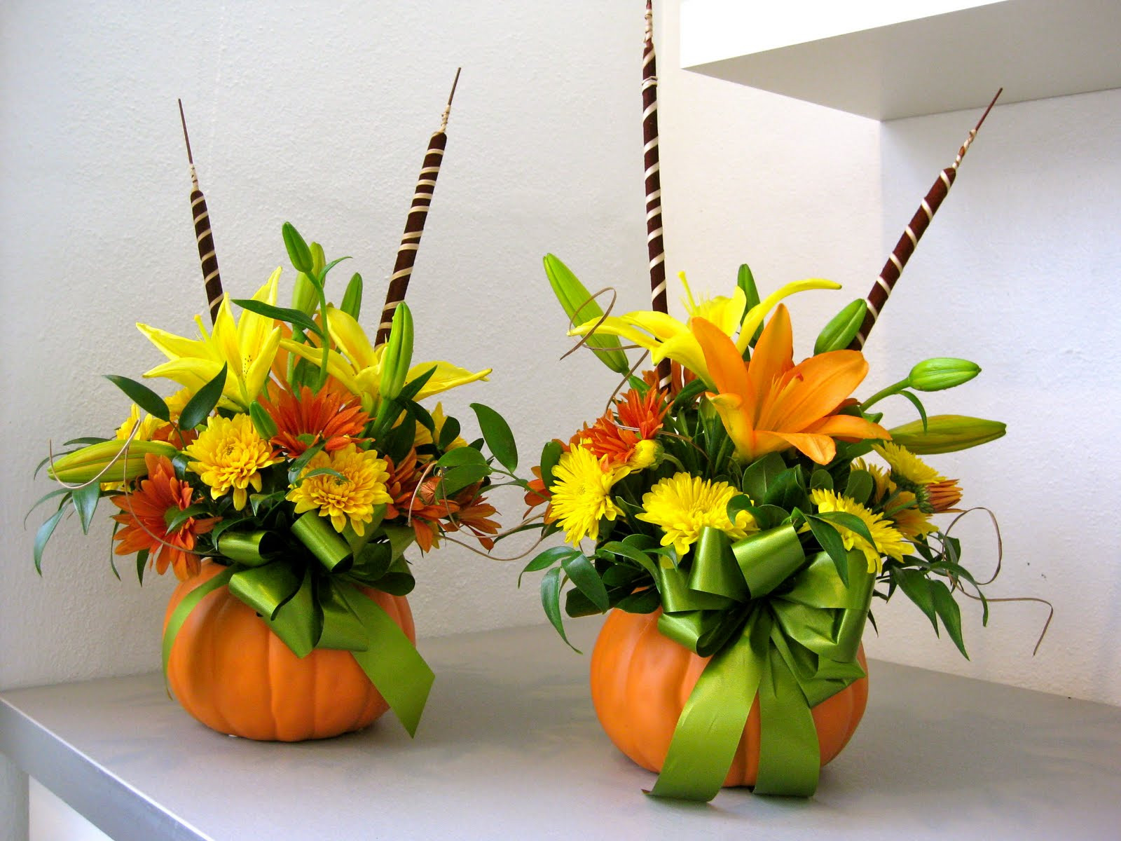 Turkey Centerpieces Thanksgiving  Petals & Paper Boutique Thanksgiving Centerpieces