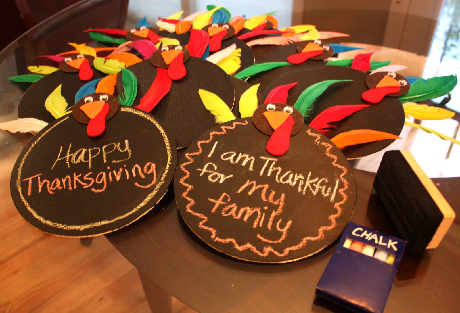 Turkey Centerpieces Thanksgiving  Thanksgiving Centerpieces Repeat Crafter Me