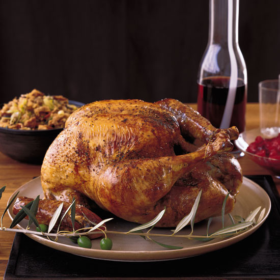 Turkey Cooking Recipes For Thanksgiving  Cooking the Perfect Thanksgiving Turkey Chico Locker